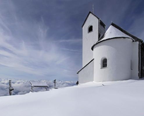 Salvenkirche @Fotograf Astner Stefan