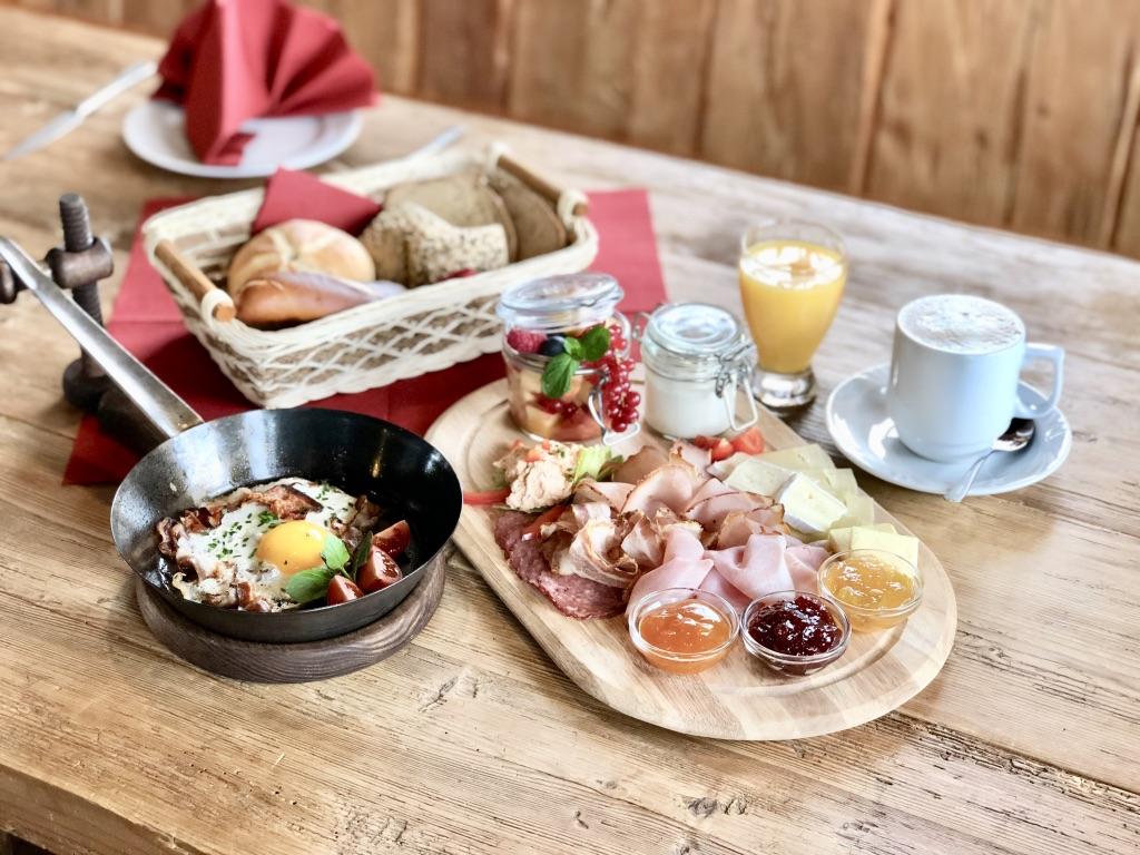 Feinschmecker Frühstück